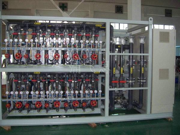 50T/H-2RE超纯水系统