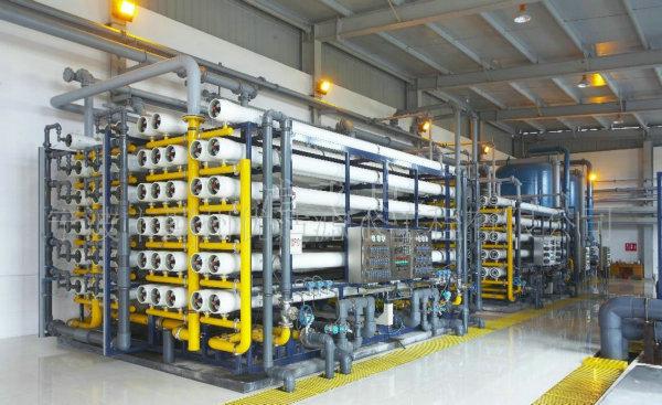 600T/H-2RE高纯水系统