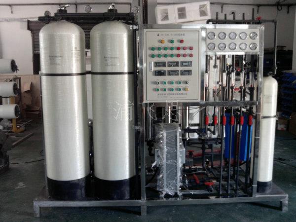 500L-H-2RE超纯水设备