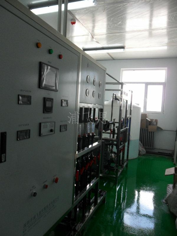 2T/H-2RE超纯水设备