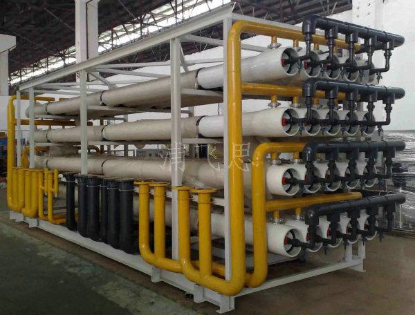 100T/H-2RE高纯水系统