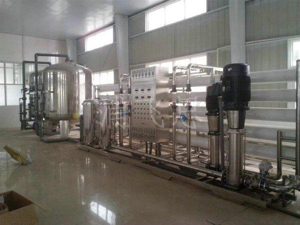 10T/H-2RO纯水设备