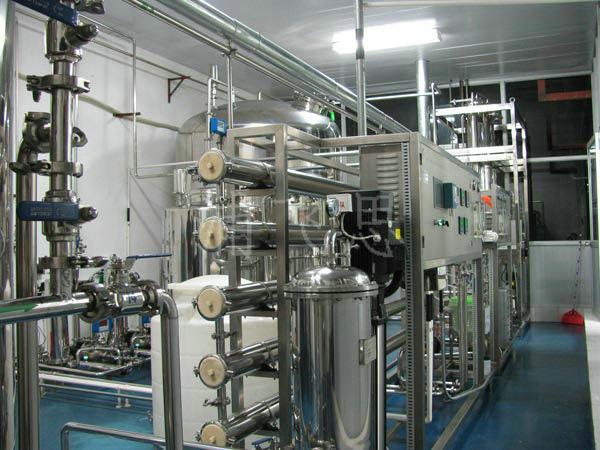 2.5T/H-2RO纯水设备