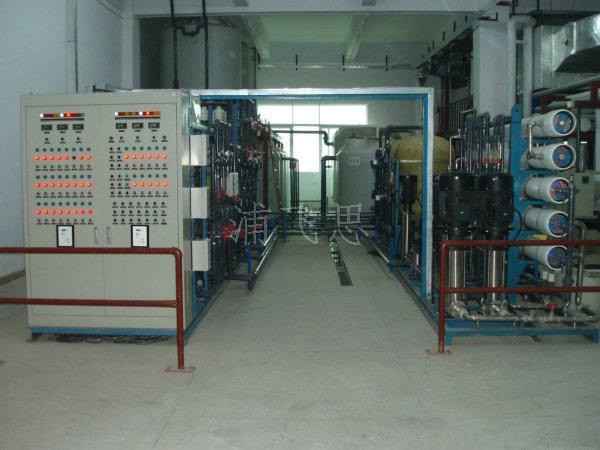 10T/H-2RE超纯水设备
