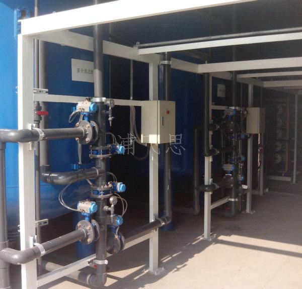 20T/H-2RM超纯水设备