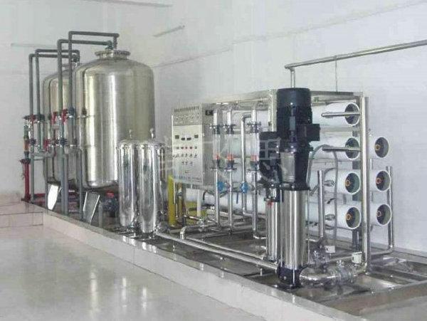 8T/H-2RO纯水设备